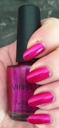 CND Vinylux Butterfly Queen Swatch