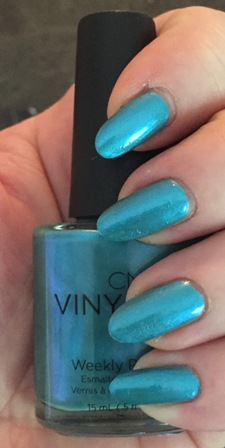 CND Vinylux Lost Labyrinth Swatch