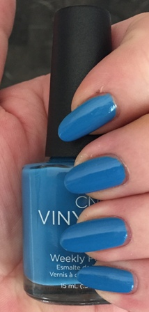 CND Vinylux Reflecting Pool Swatch