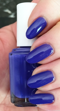 Essie All Access Pass Swatch - jelly like-clumpy