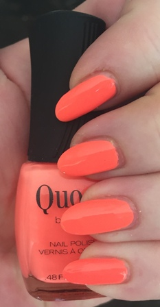 Quo By Orly Jawbreaker Swatch