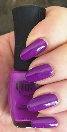 Quo By Orly Rush Swatch