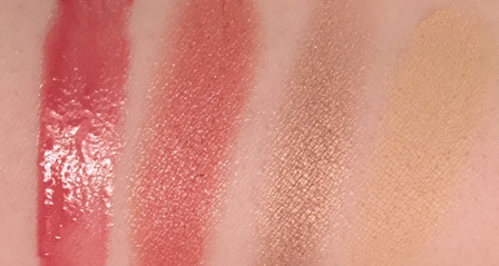SST Quintessential Collection Swatches