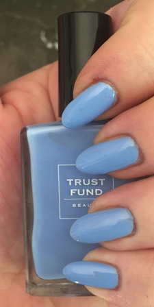 Trust Fund Beauty I Give Good Tweet Swatch - 2 thin coats or 1 med-thick