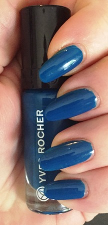 Yves Rocher Ocean Blue Swatch