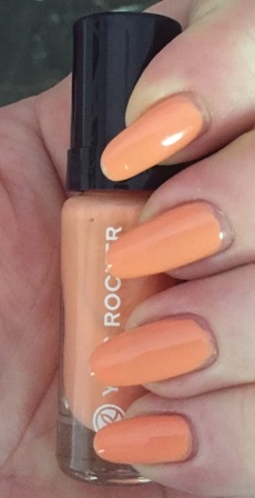 Yves Rocher Soft Coral Swatch