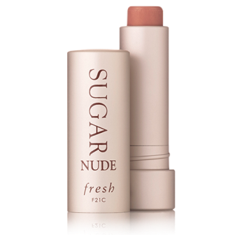 fresh sugar nude tinted lip treatment