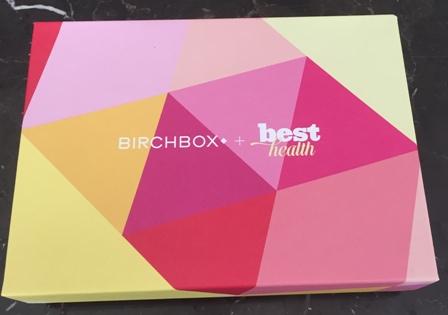 Birchbox July 2015 Box
