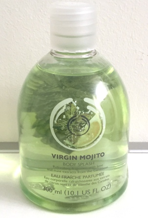Body Shop Virgin Mojito Body Splash