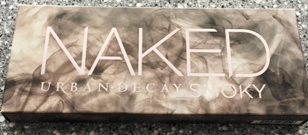 Urban Decay Naked Smoky Box