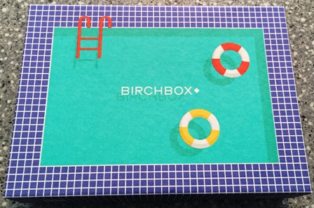 Birchbox August 2015 Box