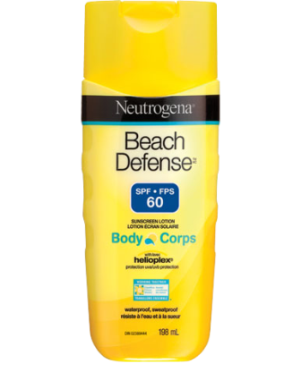 Neutrogena Beach Defense Sunscreen Lotion SPF 60
