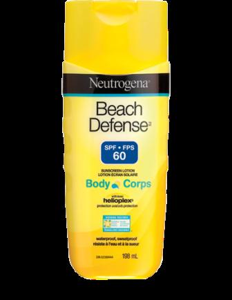 Neutrogena Beach Defense Sunscreen Lotion SPF 60