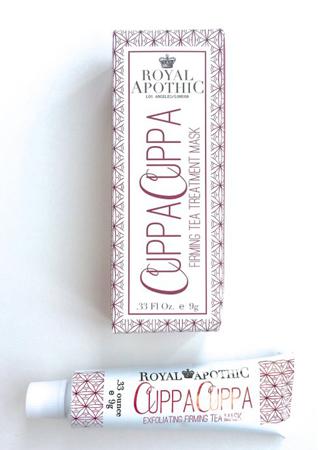 Royal Apothic Cuppa Cuppa Exfoliating Firming Tea Mask