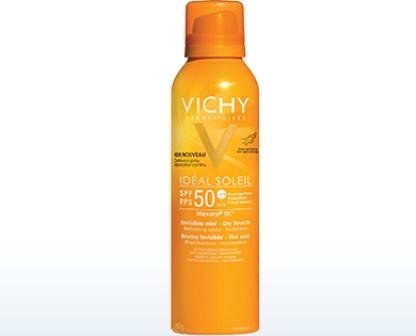 Vichy Ideal Soleil Invisible Mist SPF 50