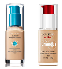 covergirl foundation review