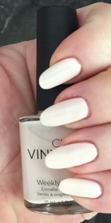 CND Vinylux Naked Naivete Swatch