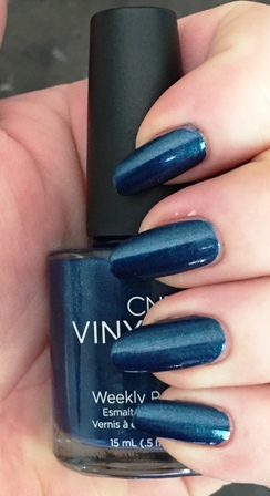 CND Vinylux Peacock Plume Swatch