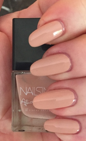 Nails Inc Next To Nothing Swatch