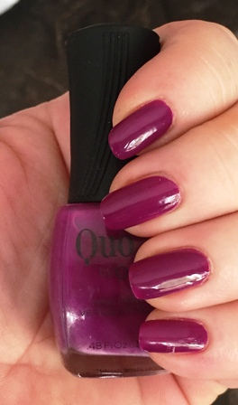 Quo By Orly Live In The Moment Swatch