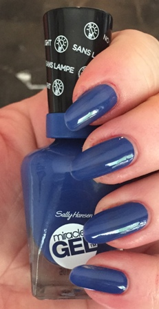 Sally Hansen Miracle Gel 2.0 Beatnik Swatch