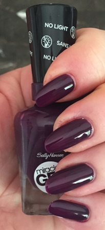 Sally Hansen Miracle Gel 2.0 Boho a-Go-Go Swatch