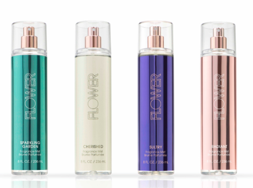 flower body mist copy