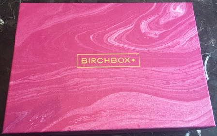 Birchbox October 2015 Box