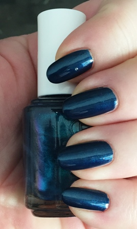 Essie Bell-Bottom Blues Swatch - Could've Been 1 Coat