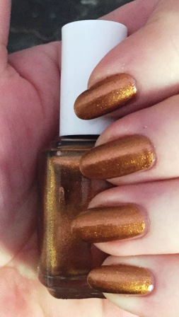 Essie Leggy Legend Swatch - 1 Coat