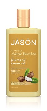 Jason Foaming Shower Oil2