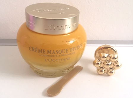 L'Occitane Divine Cream Mask + Applicator