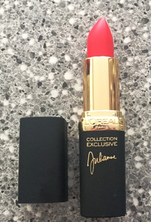 L'oreal Colour Riche Collection Exclusive Pure Reds Julianne's Red