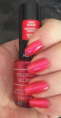Revlon Colorstay Gel Envy Gambling Heart Swatch