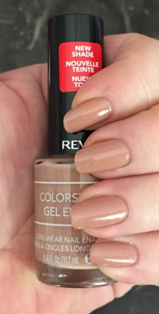 Revlon Colorstay Gel Envy Perfect Pair Swatch - 4 Days