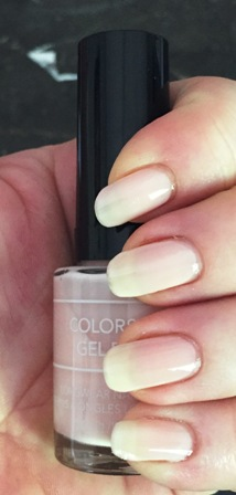 Revlon Colorstay Gel Envy Up In Charms Swatch - Pooling
