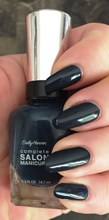 Sally Hansen Complete Salon Manicure Tropic Thunder Swatch