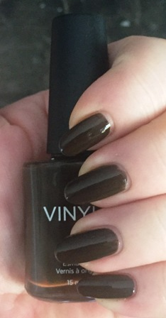 CND Vinylux Faux Fur Swatch
