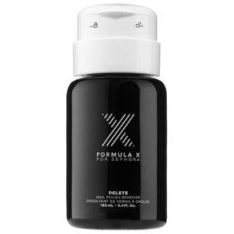 Formula X For Sephora Delete Nail Polish Remover