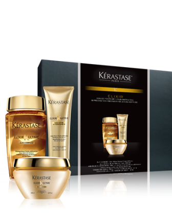 Kerastase Elixir Holiday Gift Set3