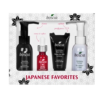 Boscia Japanese Favorites