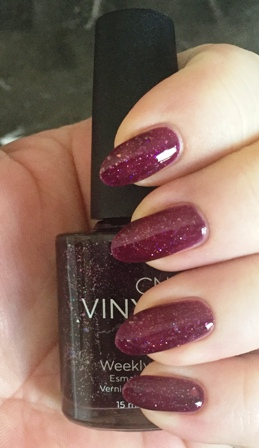 CND Vinylux Nordic Lights Swatch