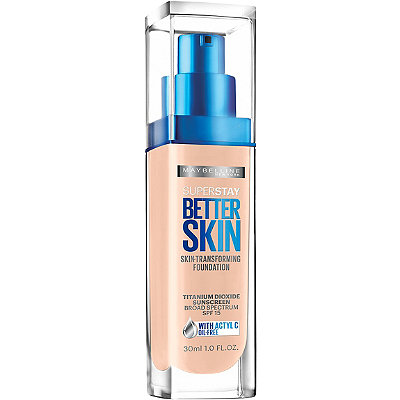 Maybelline Better Skin Foundation