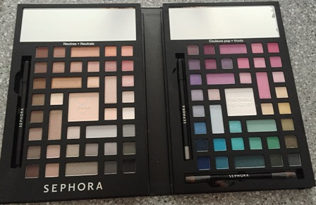 Sephora Color Wonderland Inside