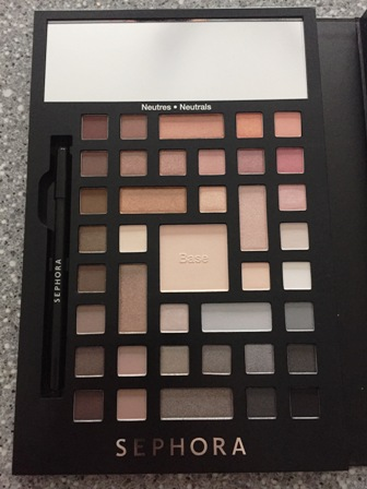 Sephora Color Wonderland Neutrals
