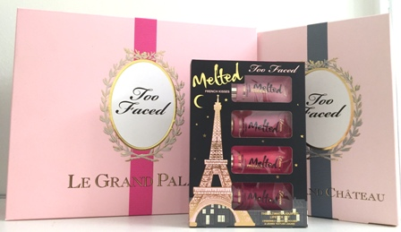 Too Faced Holiday in Paris