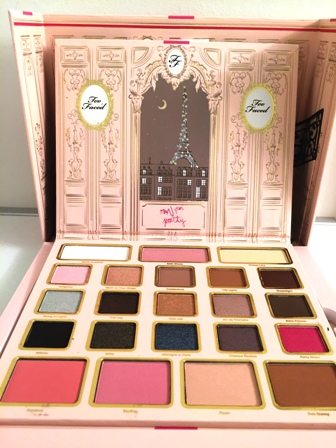 Too Faced Let Grand Palais Open