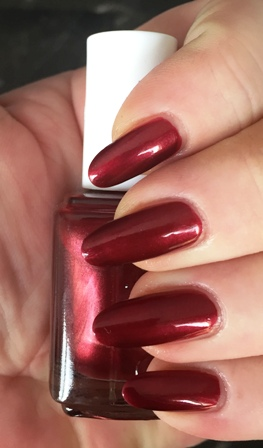 Essie Life Of The Party Swatch - perfect