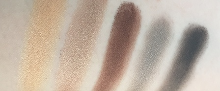 Lise Watier Luxury Lady Swatches