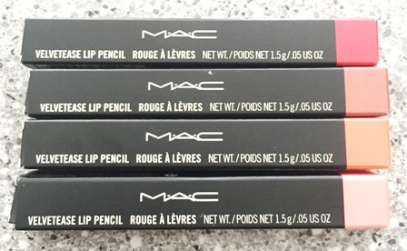 MAC Velvetease Lip Pencil Box
